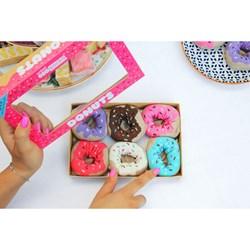 Six Donut Oddsocks In A Box