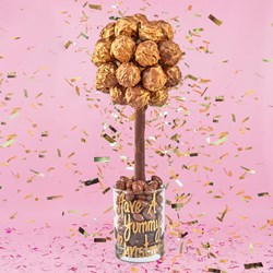 Gold Belgian Truffle Sweet Tree