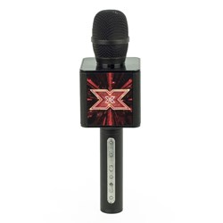 The X Factor Karaoke Microphone Speaker