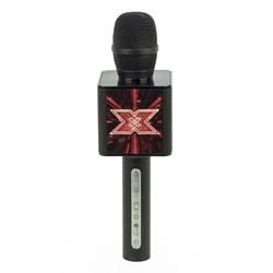 The X Factor Karaoke Microphone Speaker