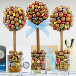 Maltesers & Smarties Sweet Tree