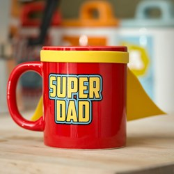 Super Dad Mug | for the Superman in your life!