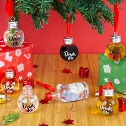 Festive Boozeballs