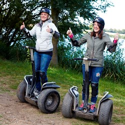 Family Segway Rally Experience Day