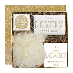 Lovely Bath Gift Box