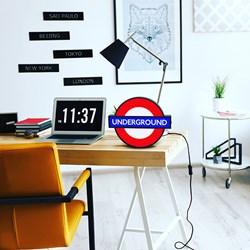 London Underground Lightbox