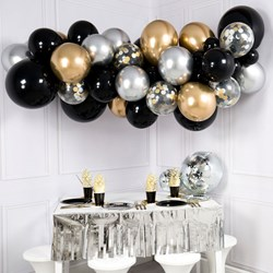 Glitz & Glam Balloon Cloud Kit