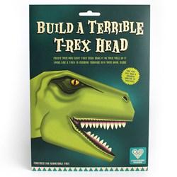 Large Dinosaur Head