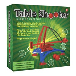Table Shooter Desktop Catapult