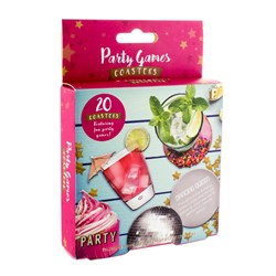 Party Games Coasters