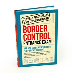 Post Brexit Border Control Entrance Exam Book