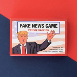 Donald Trump Fake News Game