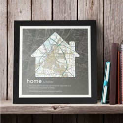 Personalised Home Definition Map