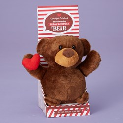 Bear Speak and Repeat Toy