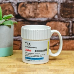 Tea Pill Pot Mug