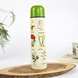 Wild Flowers Vacuum Flask