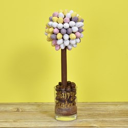 Personalised Cadbury Mini Egg Sweet Tree