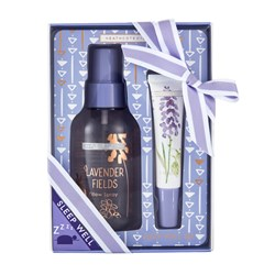 Lavender Fields Sleep Well Gift Box