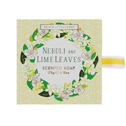 Neroli & Lime Leaves Scented Soap
