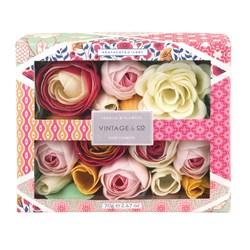 Fabrics & Flowers Bathing Flowers