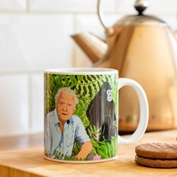 David Attenborough Brew Planet Mug