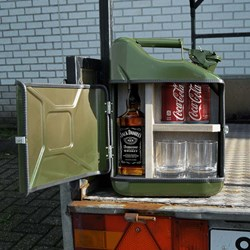 10L Jerry Can Drinks Cabinet