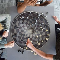 Three Way Chess Set