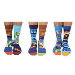Load of Pollocks Men's Odd Socks