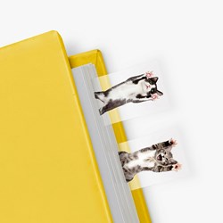 Pet Page Markers: Dog or Cat