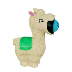 Llama Squeeze Popper Toy: Shoots Up To 20 Feet!