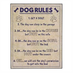The Cat and Dog Rules