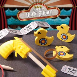 Duck Shoot Game