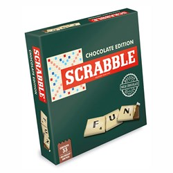 Scrabble Chocolate Board Game