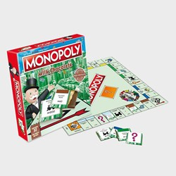 Monopoly Chocolate Board Games
