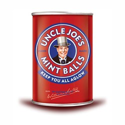 Uncle Joes Mint Balls Tin