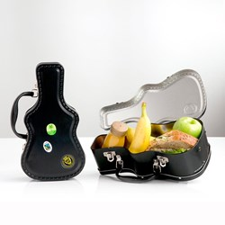 Guitar Case Shaped Lunch Box