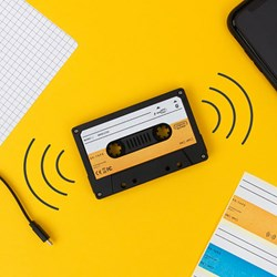 Wireless Cassette Speaker