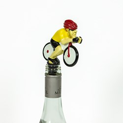 Cyclist Bottle Stop