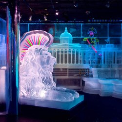 Ice Bar Experience with Cocktails for Two
