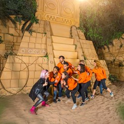 The Crystal Maze LIVE Experience for Two: Manchester