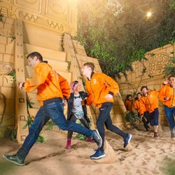 The Crystal Maze LIVE Experience for Two in London