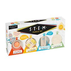The Stem Puzzle Set