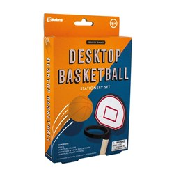 Basketball Mini Stationery and Game
