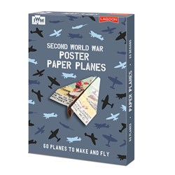 WW2 Poster Paper Planes