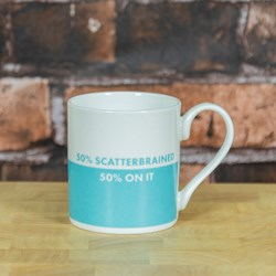 Personalised Personality Percentage Mugs
