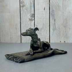 Greyhound Bronze Sculpture