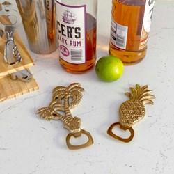 Gold Bottle Opener