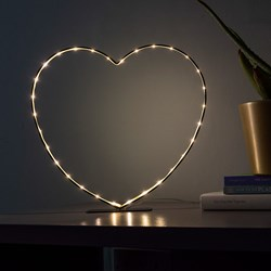 LED Heart Light