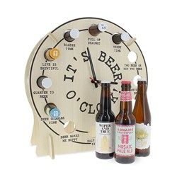 It's Beer O'Clock Set: Includes 12x 330ml bottles