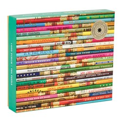 19d7362cd Colourful Vintage Pencils Puzzle | 1000 Pieces | The Present Finder
